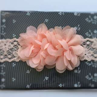 Baby Girls Headband Flower