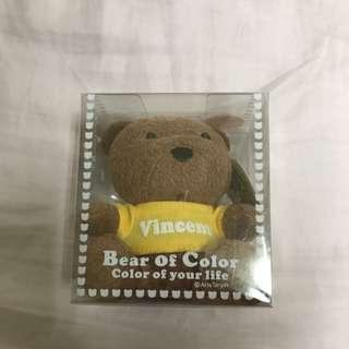 🚚 生日&英文名小熊