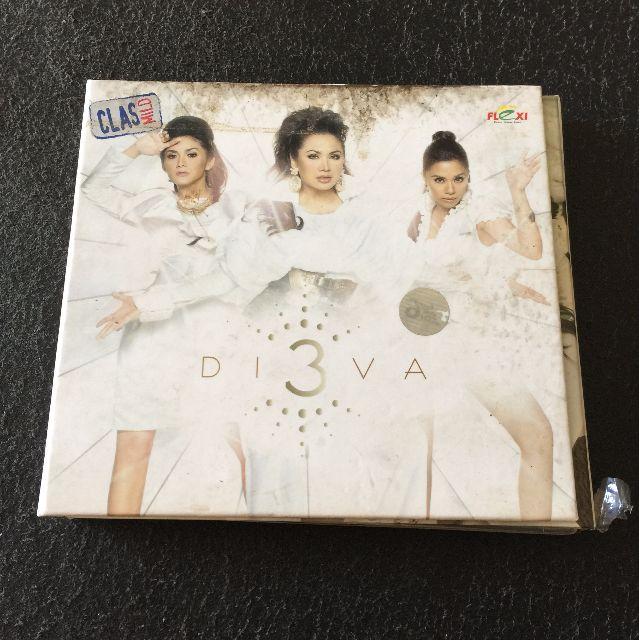3 Diva CD
