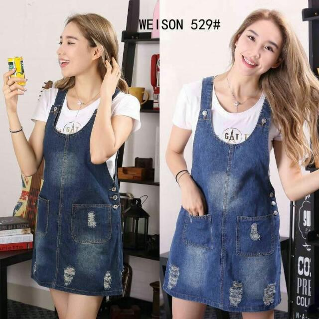 529 Jumper Dress