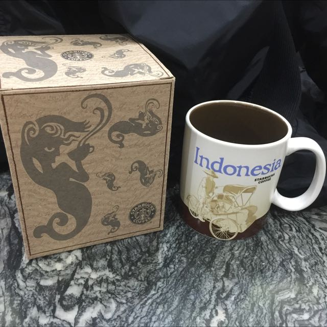 星巴克城市杯(印尼)