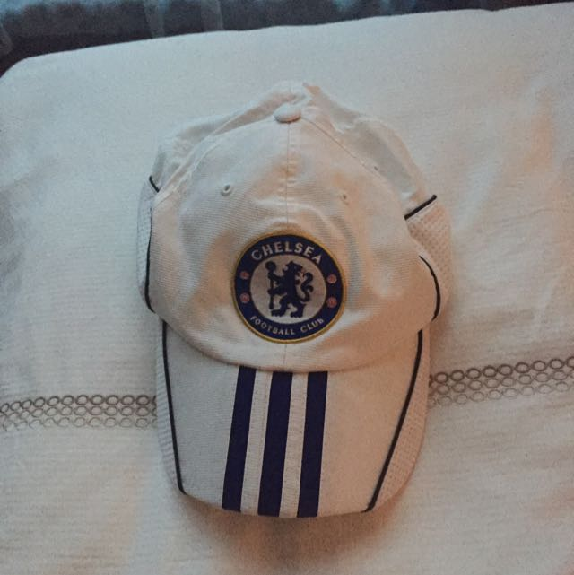 Adidas Chelsea Football Club Hat   Cap 6f5aedc7d1e