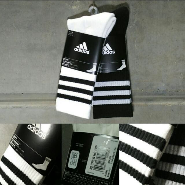 Adidas Stripe Socks
