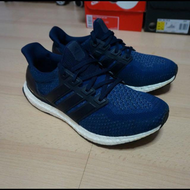 fe8eff083 Adidas Ultra Boost Navy Blue 2.0
