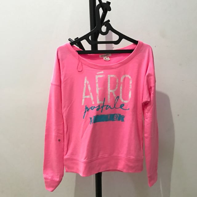 Aeropostale Pink Sweatshirt
