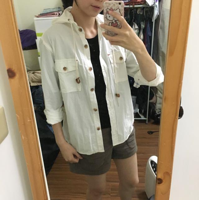 🌟日本專櫃🌟archives連帽上衣襯衫外套