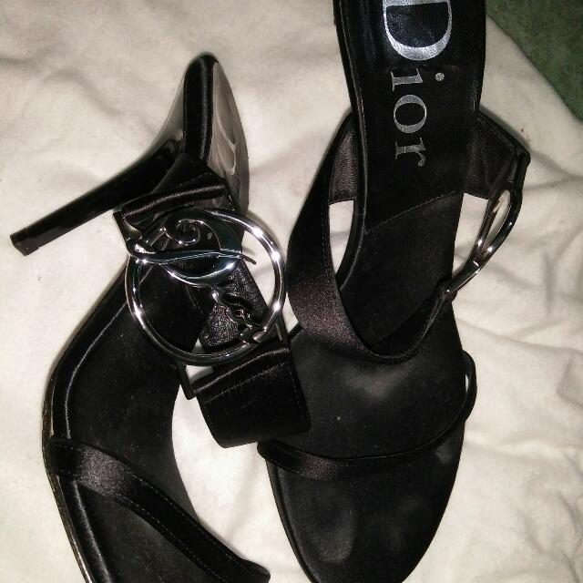 Authentic Dior Heels