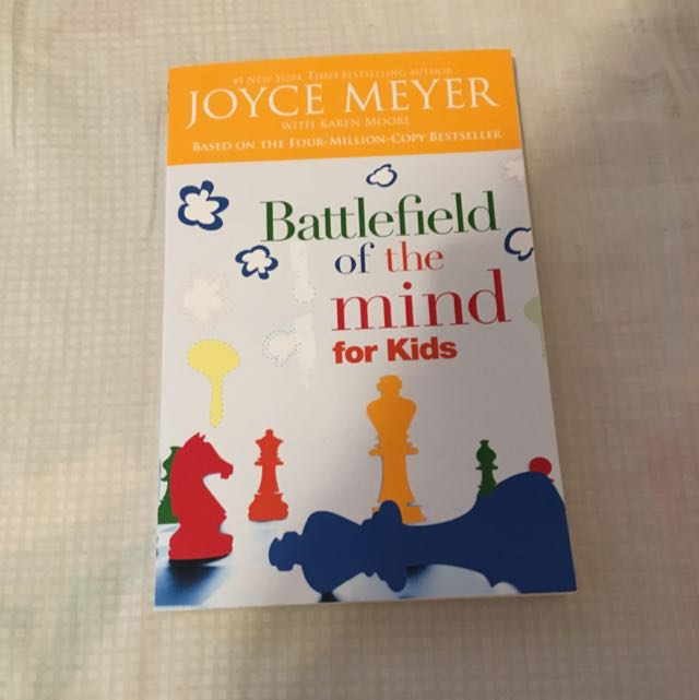 Battlefield Of The Mind For Kids (teen)