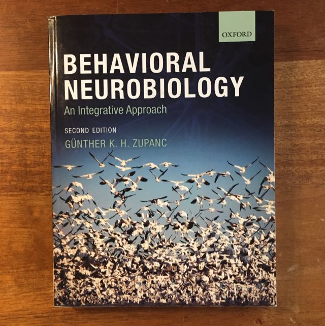 Behavioural Neurobiology