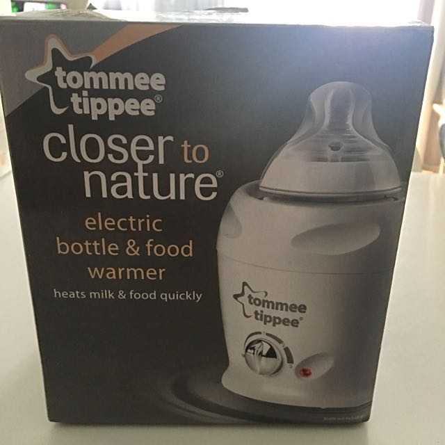 BNIB Tommee Tippee Electric bottle And Food Warmer