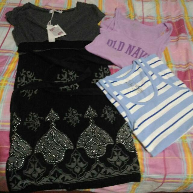 branded clothes in bundle 1
