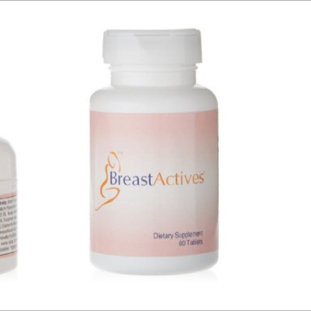Does Comments on breast actives