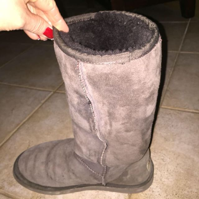 Brown Authentic Ugg Boots