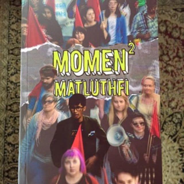 Buku Momen Momen Matluthfi