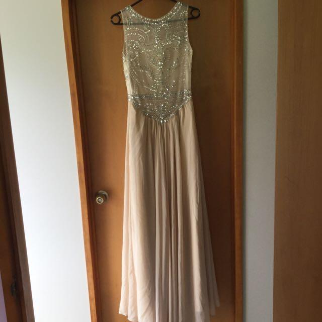 Chiffon Ball Dress