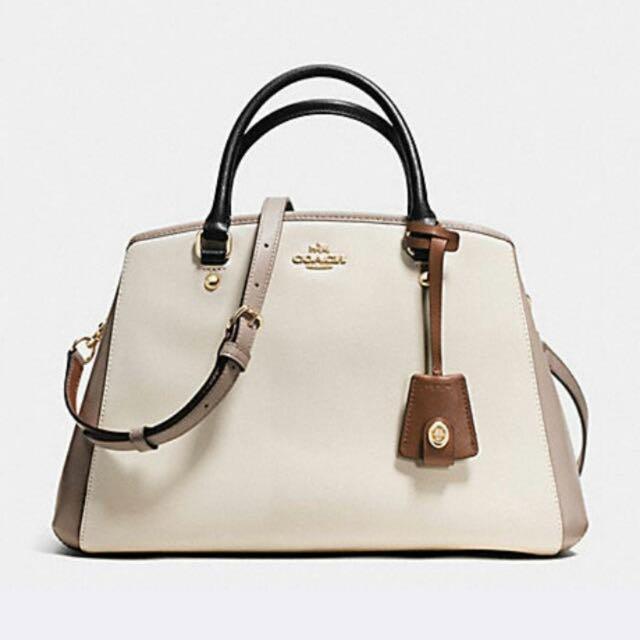4acb7acf7002 ... italy coach margot leather bag usa chanel prada dior fendi miu gucci  womens fashion bags wallets
