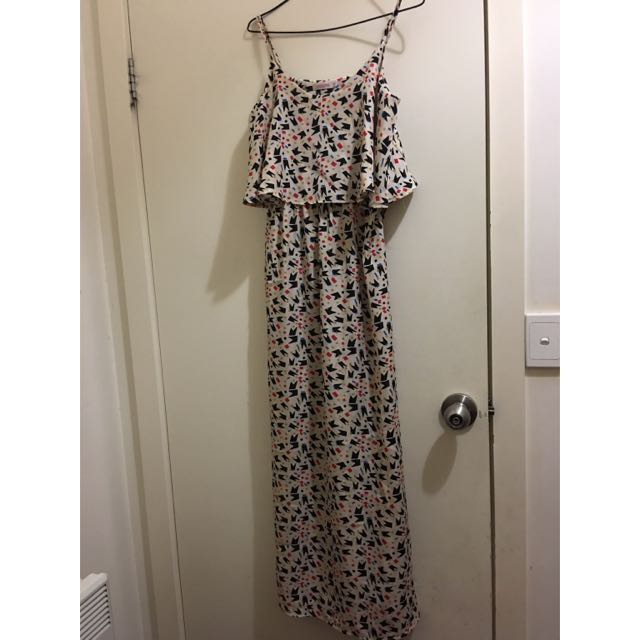 Cocolatte Maxi Dress