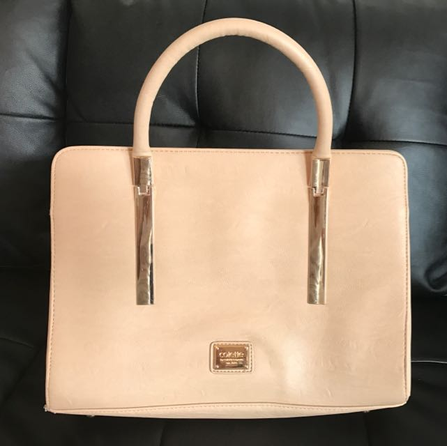 Colette Satchel Handbag