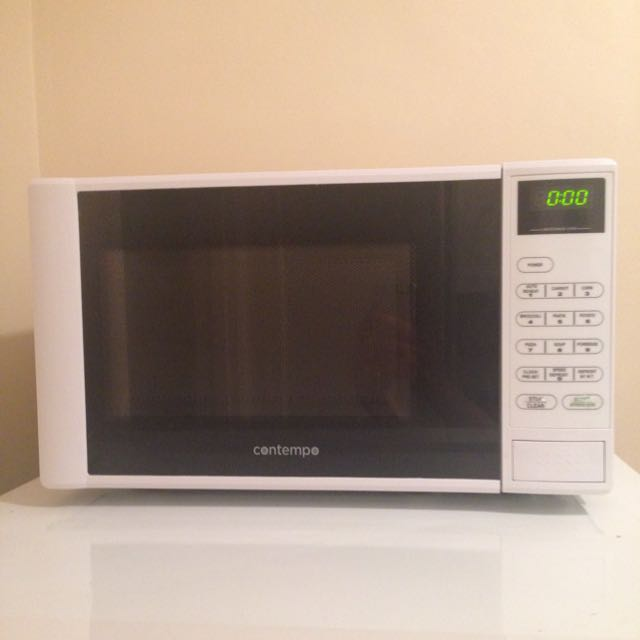 Contempo Digital Microwave Oven