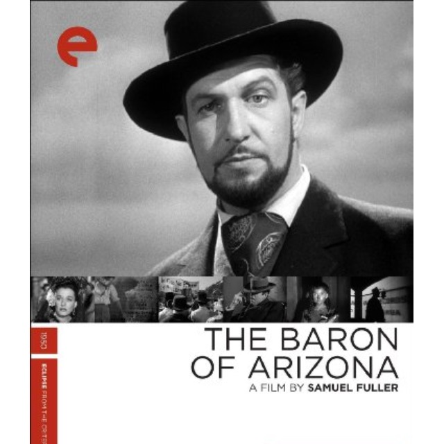 Criterion Collection's The Baron of Arizona
