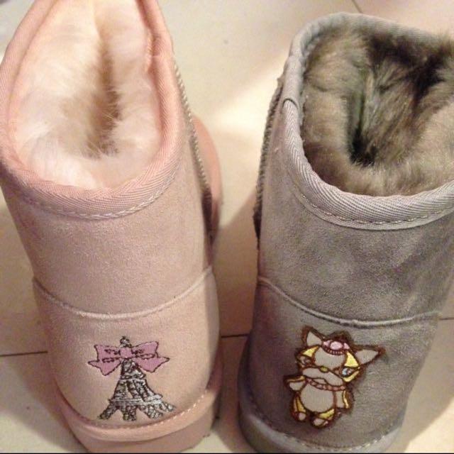 Crystal Ball 雪靴