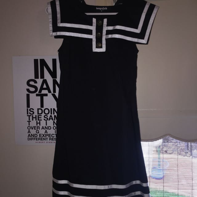 Dangerfield Sailor Dress