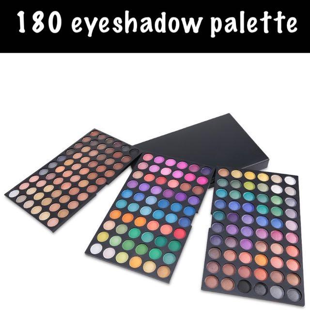 Eye Shadow Palette 180