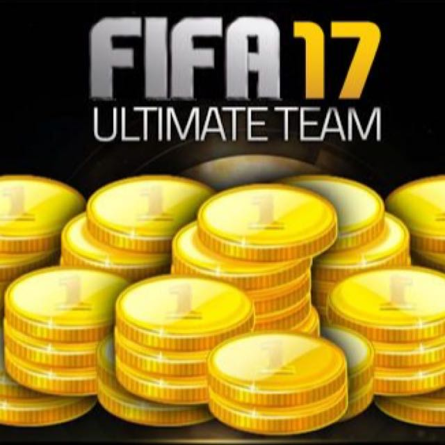 Fifa 17 Ultimate Team Coins Ps4 Toys Games Video Gaming
