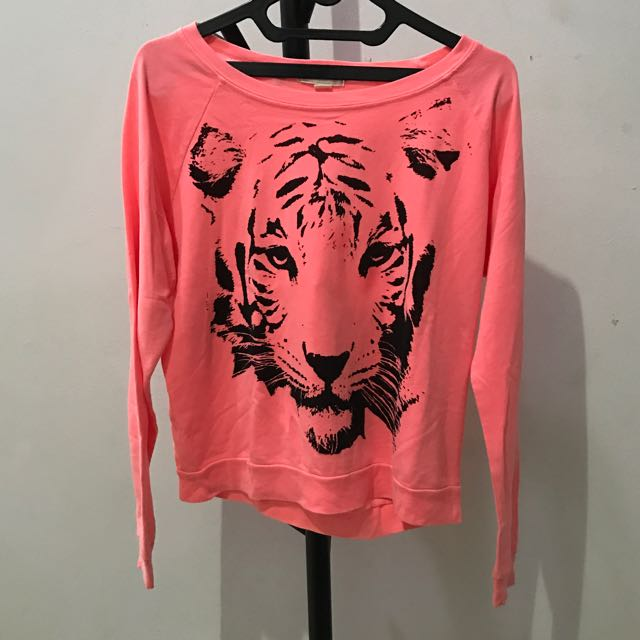 Forever 21 Tiger Sweatshirt