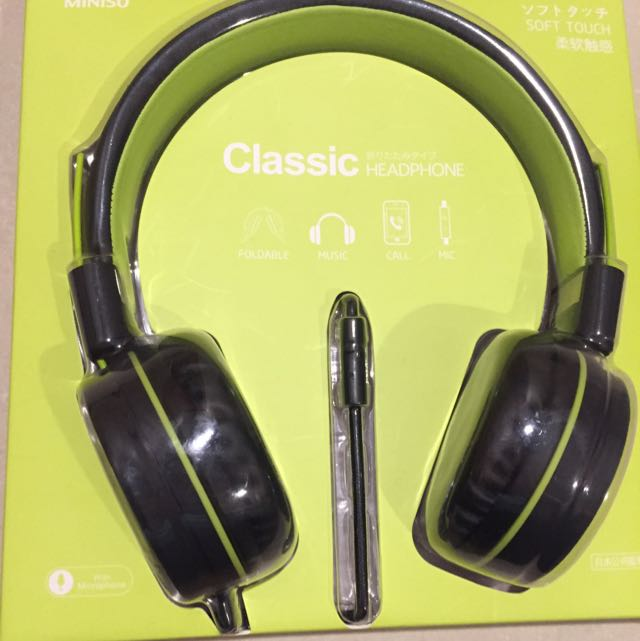 Headset / Headphone Miniso