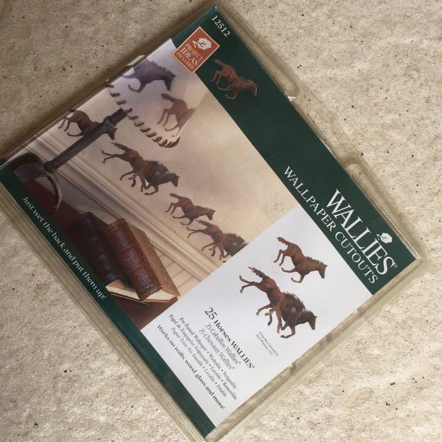Horse Wallpaper Stickers