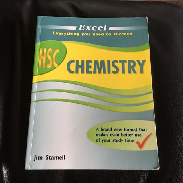 HSC Excel Chemistry Textbook