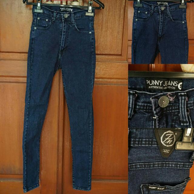 HW Jeans Punny Dark Blue