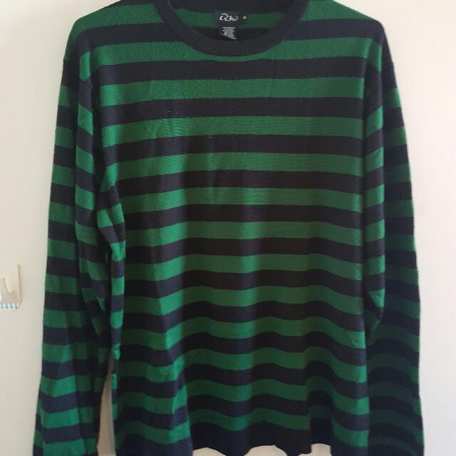 Kew Stripe Knit sweater