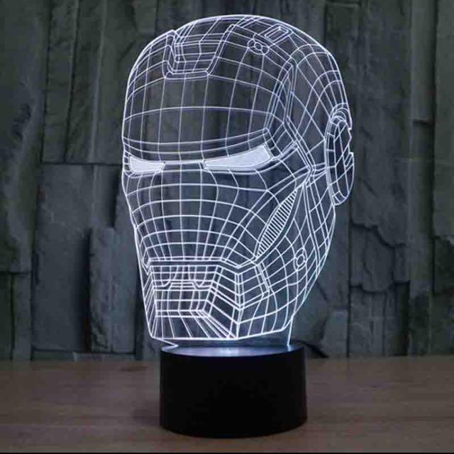 Led 3D Lights