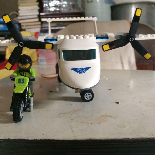 Lego Citi  Ambulane