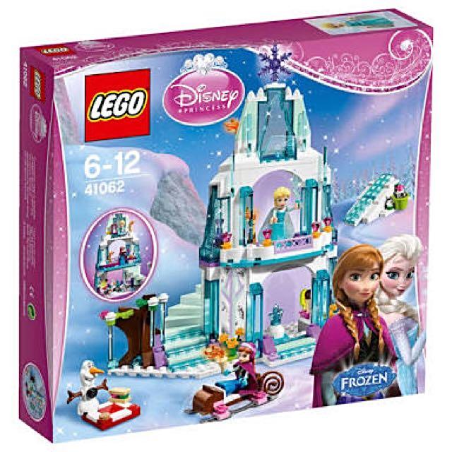 LEGO Disney princess Elsa's sparkling Ice Castle
