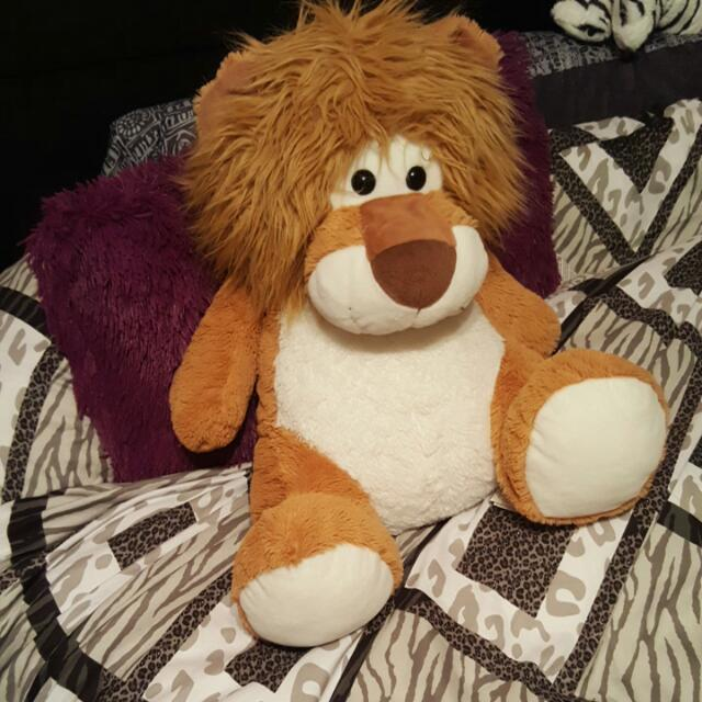 Lion Stuffed Teddy