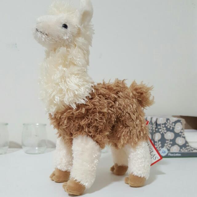 Llama Plush NWT