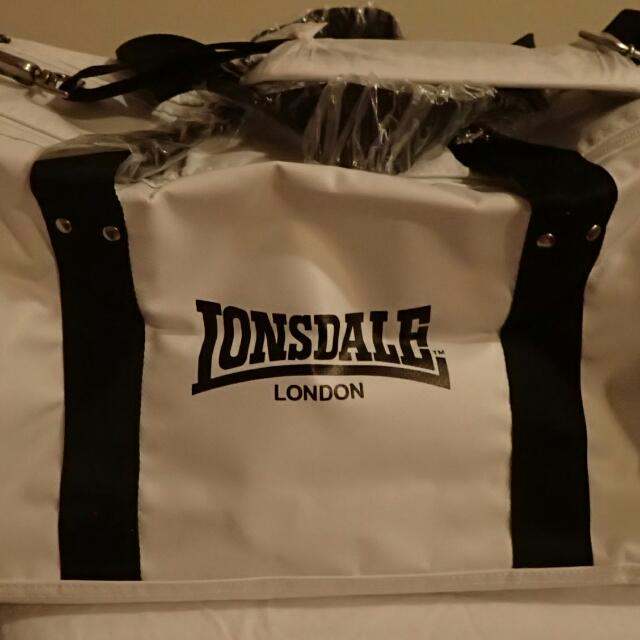 Lonsdale Gym Bag Medium