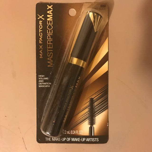 Max Factor X - MasterpieceMax Mascara