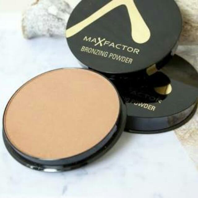 Maxfactor Bronzing Powder