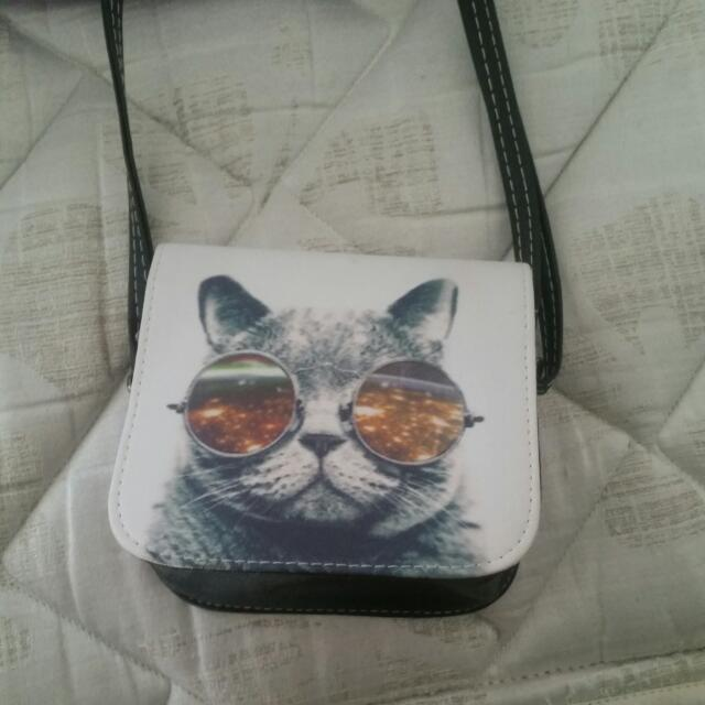 New Cat Purse
