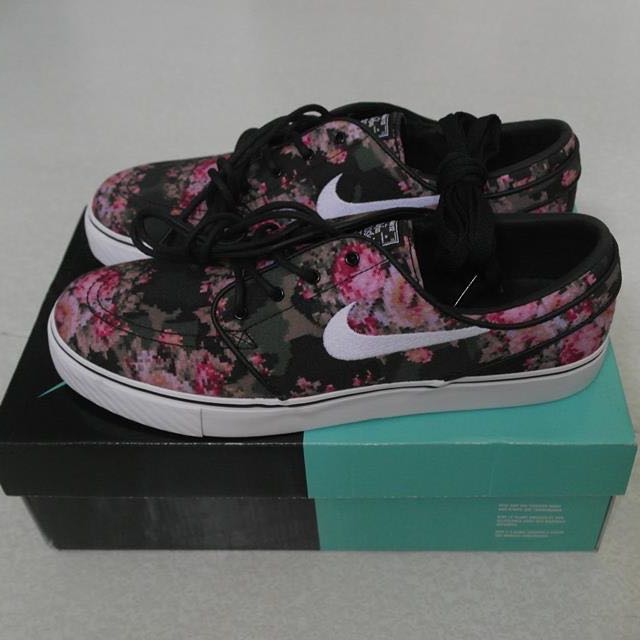 Nike SB Janoski Digi Floral