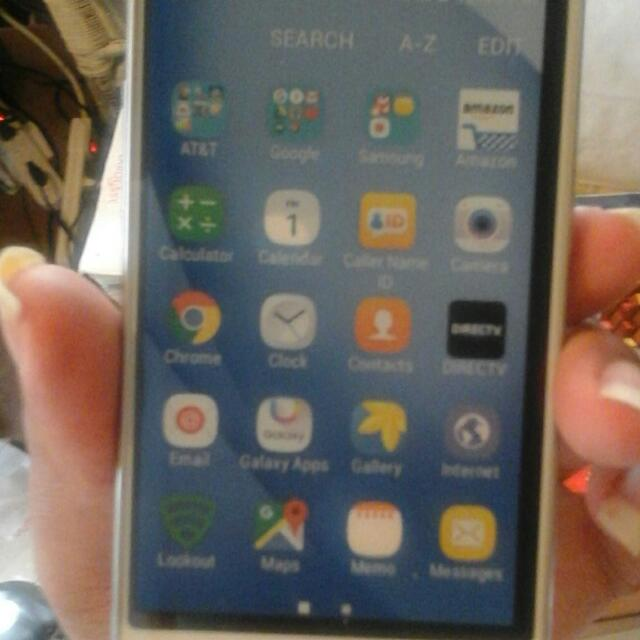 Out Of Box Samsung  Galaxy  3 Express Never Used