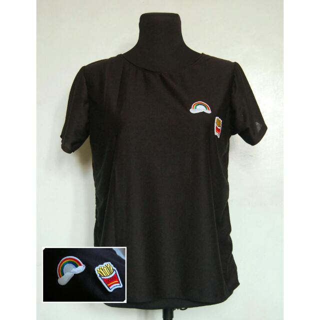 Patches Tee