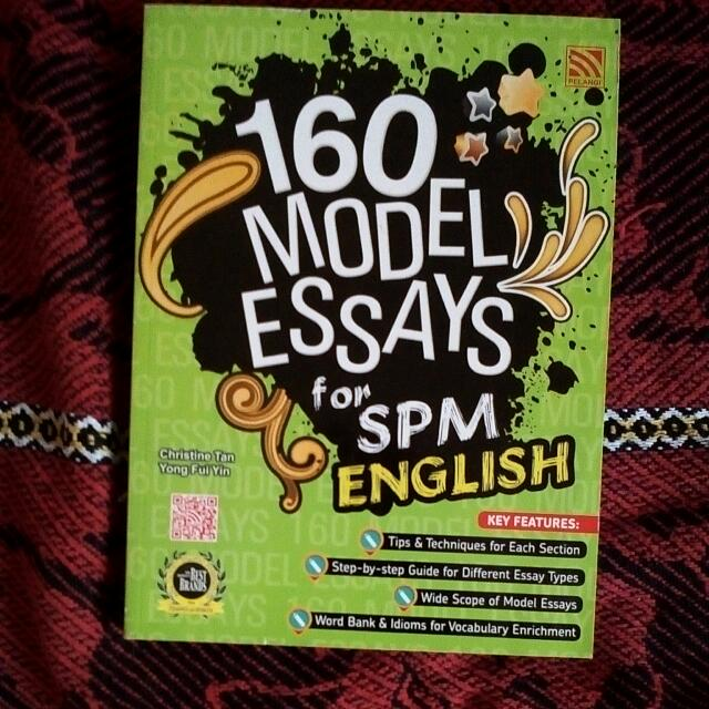 pelangi  model essays for spm english