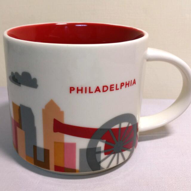 星巴克城市杯費城PHILADELPHIA