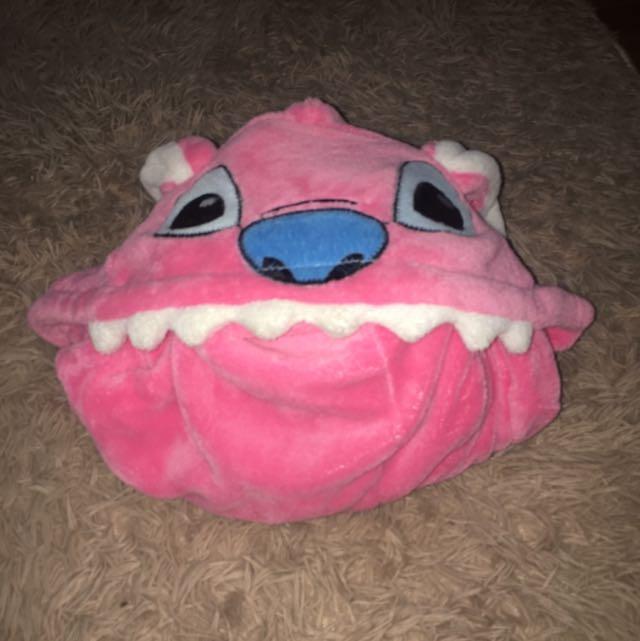 Pink Stitch Onsie