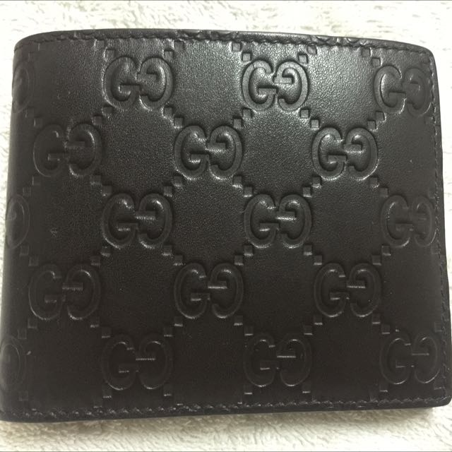 f9084d2a5ce Preowned Gucci Men s Wallet CWC1R 2140